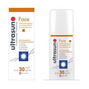 Ultrasun 30 SPF Tinted Face Spray (2 oz)