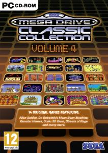 SEGA Mega Drive Classic Collection Volume 4