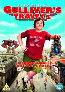 Gullivers Travels (Bevat Digital Copy)