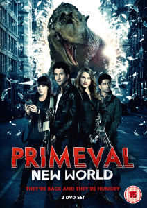 Primeval: New World - Seizoen 1