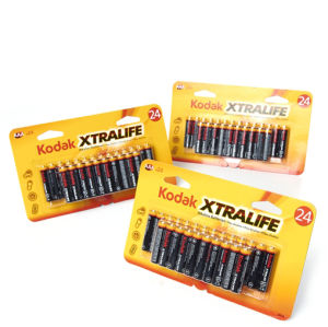 Kodak Alkaline Batteries AAA 72 Pack
