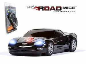 Road Mice Corvette Wireless Mouse