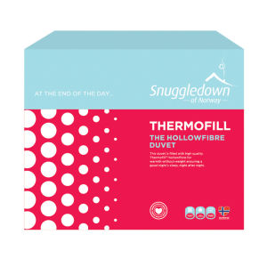 Thermofill 10.5 Tog Duvet