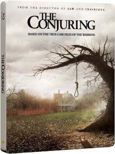 The Conjuring - Zavvi Exclusive Limited Edition Steelbook (UK EDITION)