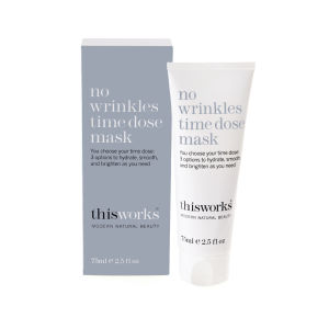 this works No Wrinkles Time Dose masque anti-âge (75ml)