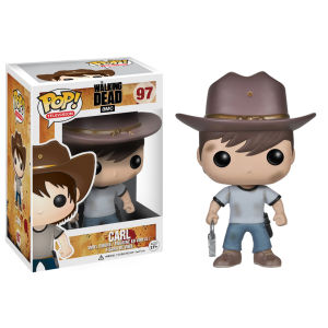 The Walking Dead Carl Grimes Funko Pop! Figuur
