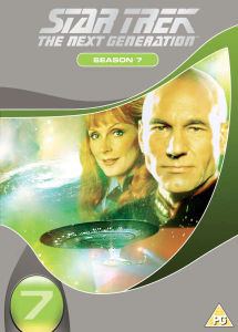 Star Trek Next Generation - Seizoen 7 [Slim Box]