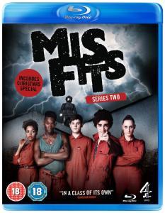 Misfits - Series 2