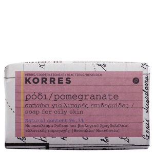 KORRES Pomegranate Soap (125 g)