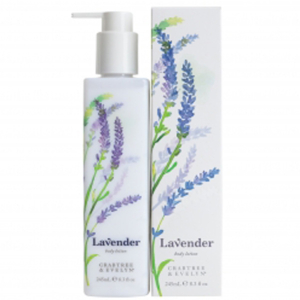 Loción corporal Lavender de Crabtree & Evelyn (245 ml)
