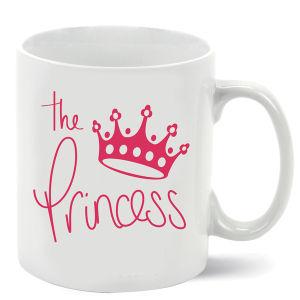 The Royalty Collection - The Princess Mug