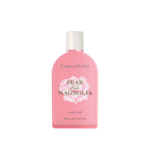 Crabtree & Evelyn Pear og Pink Magnolia Bath og Shower Gel (250ml)
