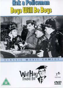 Will Hay - Ask A Policeman/Boys Will Be re