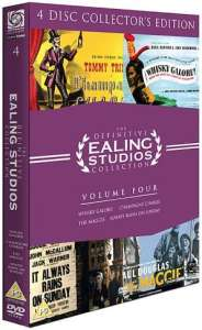 The Definitive Ealing Studios Collection - Vol. 4 [Box Set]