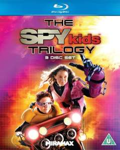 Spy Kids 1-3