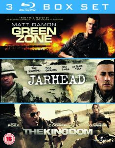 Green Zone / Jarhead / Kingdom