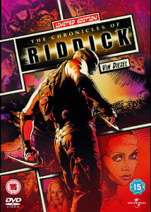 The Chronicles Of Riddick - Reel Heroes Editie
