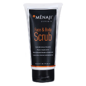Menaji Face & Body Scrub (5.75oz. / 170ml): Image 1