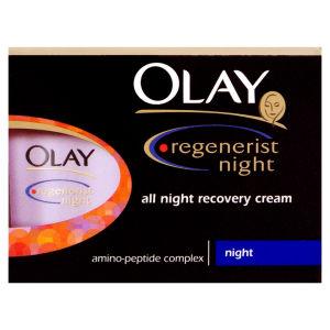 Crema de recuperación de noche Olay Regenerist(50ml)