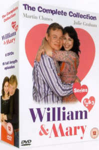 William & Mary - Series 1, 2 & 3 [Box Set]