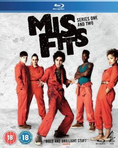 Misfits - Series 1 and 2