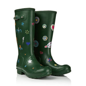 Sparkling Boot Bling Stickers