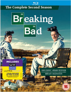 Breaking Bad - Season 2 (Includes UltraViolet Copy)