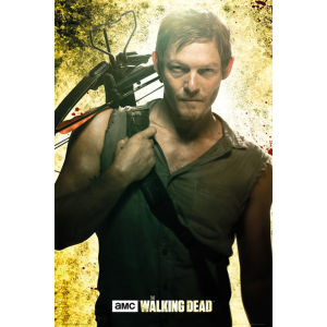 The Walking Dead Daryl - Maxi Poster - 61 x 91.5cm