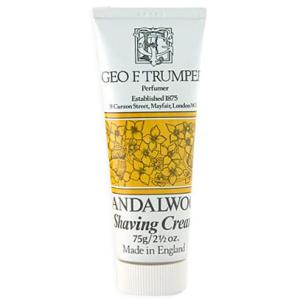 Shave Cream - Sandalwood 75gm Tube