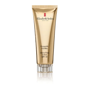 Loción hidratante Ceramide Plump Perfect Ultra Lift And Firm  SPF 30 de Elizabeth Arden (50 ml)