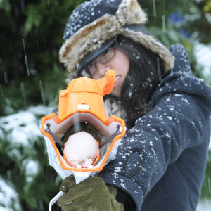 Arctic Force Snowball Blaster