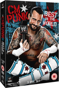 WWE: CM Punk - Best in World