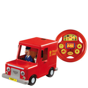 Postman Pat - Pat's Drive and Steer Van Rc
