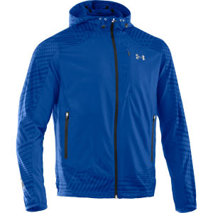 Under Armour Men's Imminent Run Jacket - Moon Shadow/Reflective