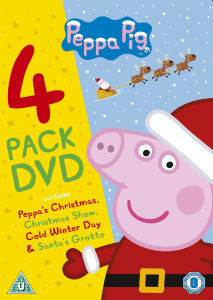 Peppa Pig - The Christmas Collection (Amaray)