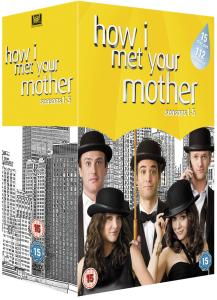 How I Met Your Mother - Seasons 1-5 Complete Box Set