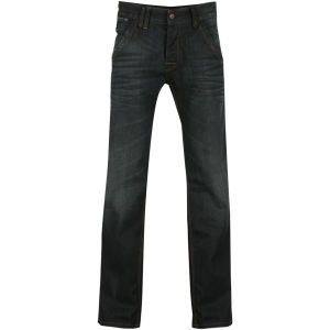 Firetrap Men's Editor-Loo Jean - Denim