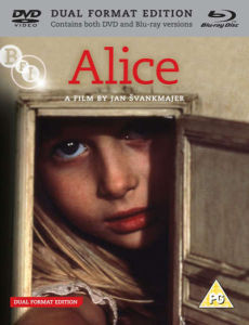 Alice (DVD en Blu-Ray)