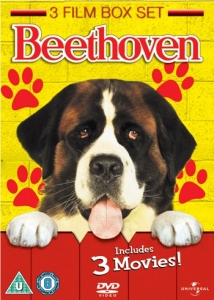 Beethoven / Beethovens 2nd / Beethovens Third (Lenticular Sleeve)