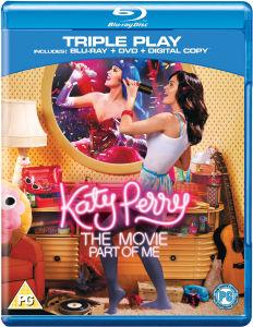 Katy Perry: Part of Me - Triple Play (Blu-Ray, DVD en Digital Copy)