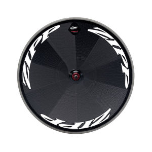 2013 Zipp Super-9 Clincher Disc Rear Wheel - Classic White
