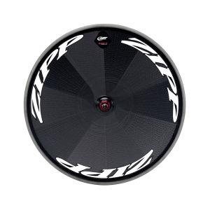 2013 Zipp Super-9 Clincher Disc Rear Wheel - Classic White