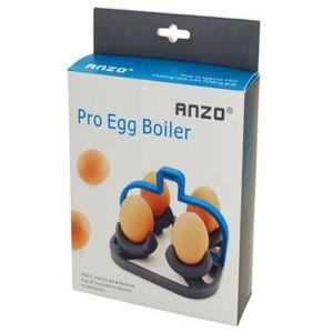 Anzo 5 Piece Pro Egg Boiler - Blue