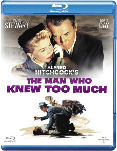 The Man Who Knew Too Much (1956)
