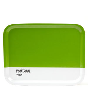 Pantone Universe Large Tray - Mushy Pea 7737