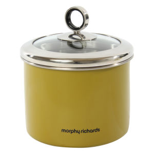 Morphy Richards Accents Small Storage Canister - Green