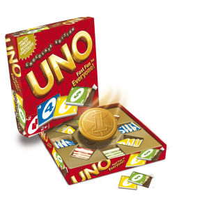 Chocolate Edition Uno
