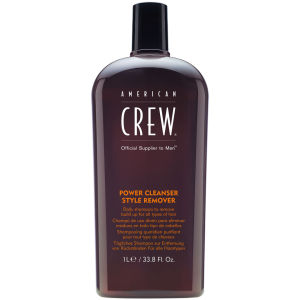 American Crew Power Cleanser shampoo purificante uso quotidiano (1 l)