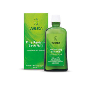 Weleda Pine Genoplive Bath Milk (200 ml)