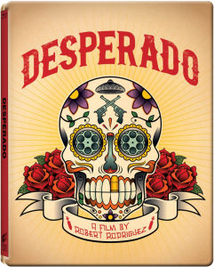 Desperado - Gallery 1988 Range - Zavvi Exclusive Limited Edition Steelbook (2000 Only) (UK EDITION)